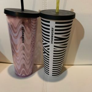 Starbucks Tumblers/Bottles/Cups